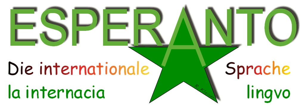 Esperanto - Die internationale Sprache / la internacia  lingvo